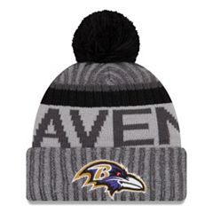 Adult New Era Baltimore Ravens Official Sport Beanie