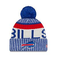 Adult New Era Buffalo Bills Official Sport Beanie