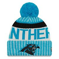 Adult New Era Carolina Panthers Official Sport Beanie