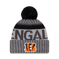 Adult New Era Cincinnati Bengals Official Sport Beanie