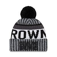 Adult New Era Cleveland Browns Official Sport Beanie