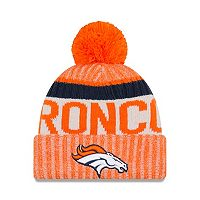 Adult New Era Denver Broncos Official Sport Beanie