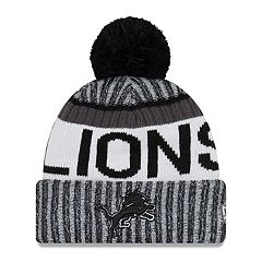 Adult New Era Detroit Lions Official Sport Beanie