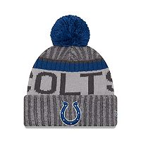 Adult New Era Indianapolis Colts Official Sport Beanie