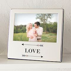 Cathy's Concepts 'Love' Arrow 5.75' x 3.75' Frame