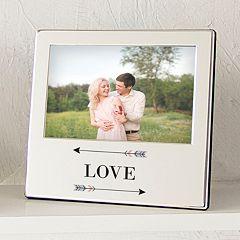 Cathy's Concepts 'Love' Arrow 5.75' x 3.75' Frame