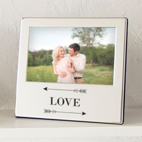 "Cathy's Concepts ""Love"" Arrow 5.75"" x 3.75"" Frame"
