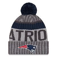 Adult New Era New England Patriots Official Sport Beanie
