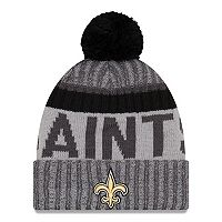 Adult New Era New Orleans Saints Official Sport Beanie