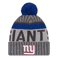 Adult New Era New York Giants Official Sport Beanie