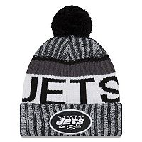 Adult New Era New York Jets Official Sport Beanie