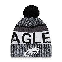 Adult New Era Philadelphia Eagles Official Sport Beanie