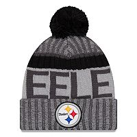Adult New Era Pittsburgh Steelers Official Sport Beanie