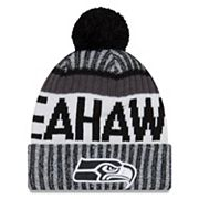 Adult New Era Seattle Seahawks Official Sport Beanie