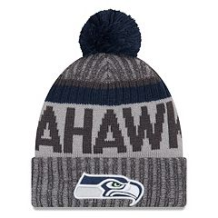 Adult New Era Seattle Seahawks Official Sport Beanie