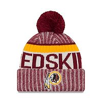 Adult New Era Washington Redskins Official Sport Beanie