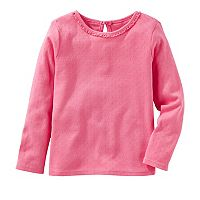 Toddler Girls OshKosh B'gosh® Peter Pan Collar Top