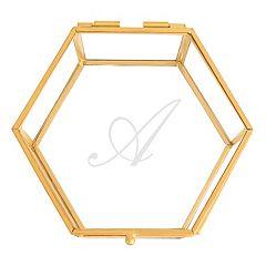 Cathy's Concepts Monogram Keepsake Box Table Decor