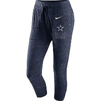Women's Nike Dallas Cowboys Vintage Gym Capris