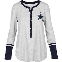 Women's Dallas Cowboys Jackie Henley Tee