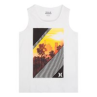 Boys 4-7 Hurley Los Angeles Graphic Tank Top