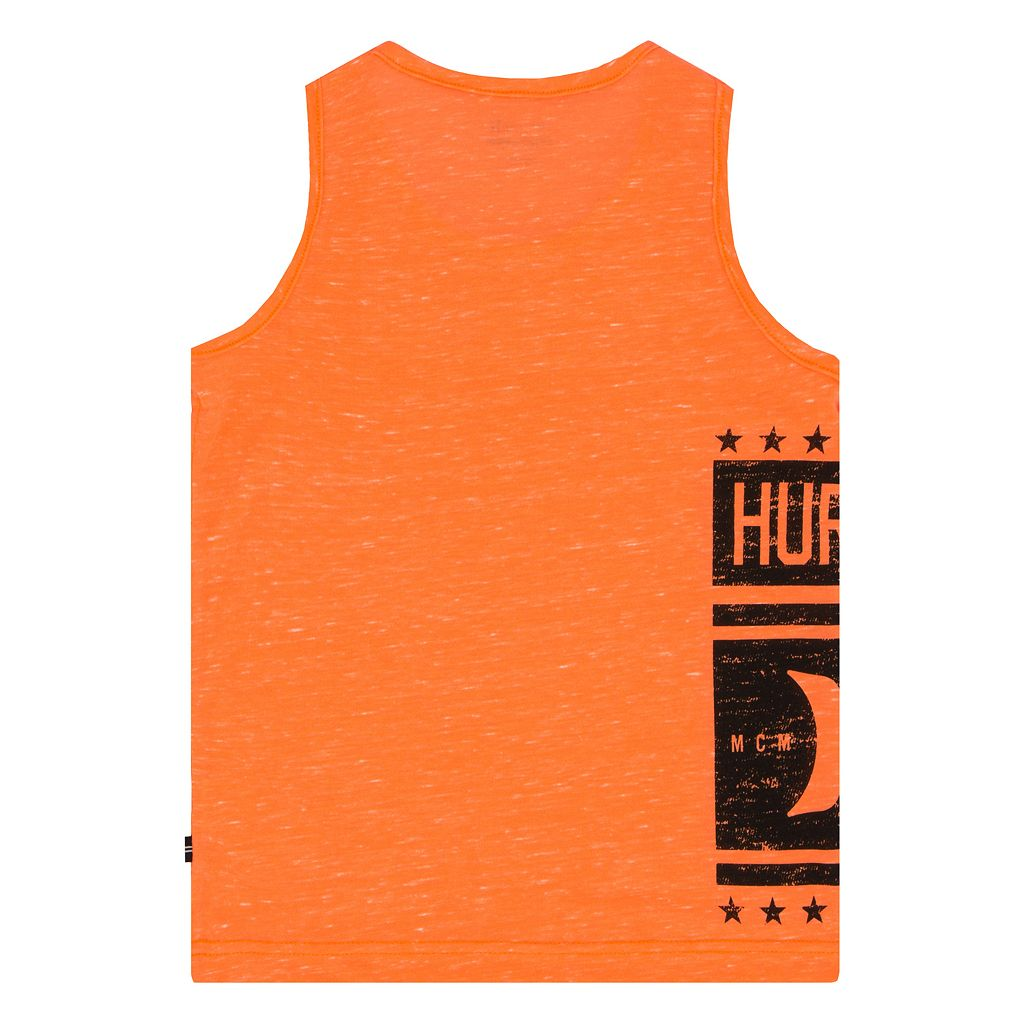 Boys 4-7 Hurley Wrap-Around Graphic Tank Top