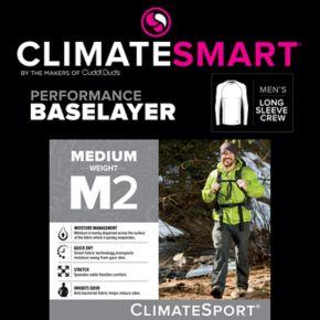Men's Climatesmart Stretch Sport Performance Tee