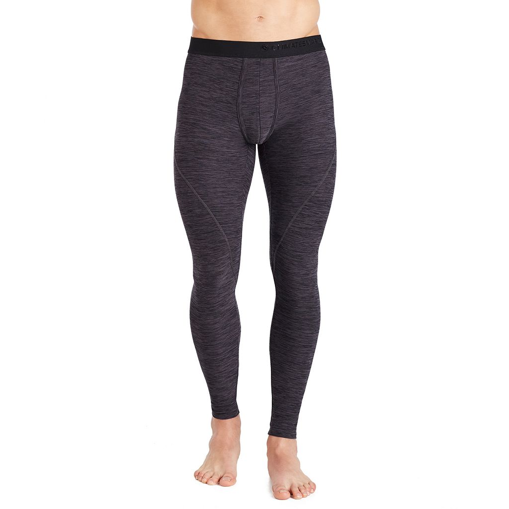 Men's Climatesmart Micro-Suede Stretch Sport Performance Leggings