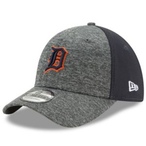 Adult New Era Detroit Tigers 39THIRTY Shadow Blocker Fitted Cap