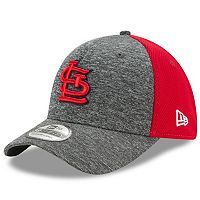 Adult New Era St. Louis Cardinals 39THIRTY Shadow Blocker Fitted Cap