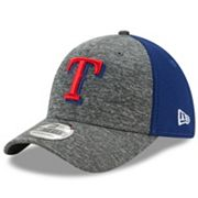 Adult New Era Texas Rangers 39THIRTY Shadow Blocker Fitted Cap