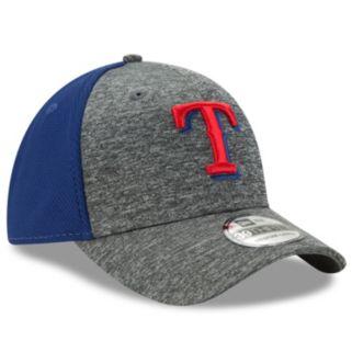 Adult New Era Texas Rangers 39THIRTY Shadow Blocker Fitted Cap