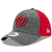 Adult New Era Washington Nationals 39THIRTY Shadow Blocker Fitted Cap