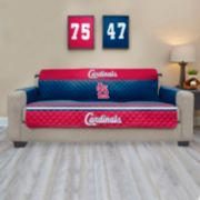 St. Louis Cardinals Quilted Sofa Cover