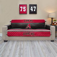 Arizona Diamondbacks Quilted Sofa Cover