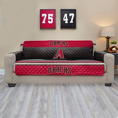 Arizona Diamondbacks Quilted Sofa Cover