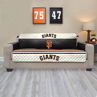 San Francisco Giants Quilted Sofa Cover