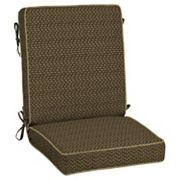 Bombay® Outdoors Rhodes Texture Snap Dry Reversible Chair Cushion