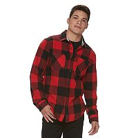 Men's Urban Pipeline® Plaid Flannel Shirt