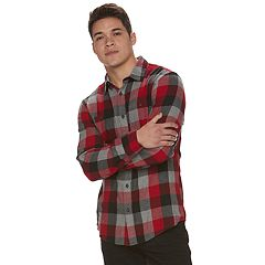 Men's Urban Pipeline® Awesomely Soft Ultimate Plaid Flannel Shirt