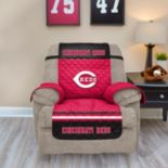 Cincinnati Reds Quilted Recliner Chair Cover