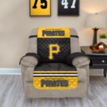 Pittsburgh Pirates Quilted Recliner Chair Cover