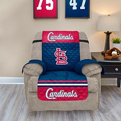 St. Louis Cardinals Quilted Recliner Chair Cover