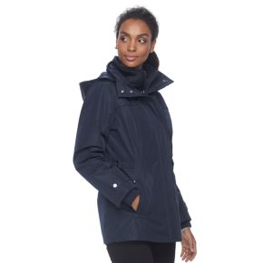 Women's d.e.t.a.i.l.s Hooded Anorak