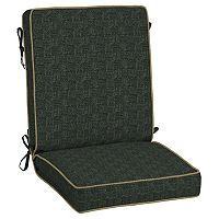 Bombay® Outdoors Tangier Stitch Reversible Chair Cushion