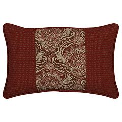 Bombay® Outdoors Venice Damask 2-piece Reversible Oblong Throw Pillow Set