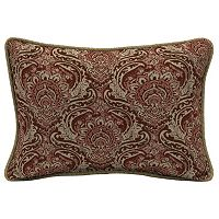 Bombay® Outdoors Venice Damask 2-piece Reversible Oversize Oblong Throw Pillow Set