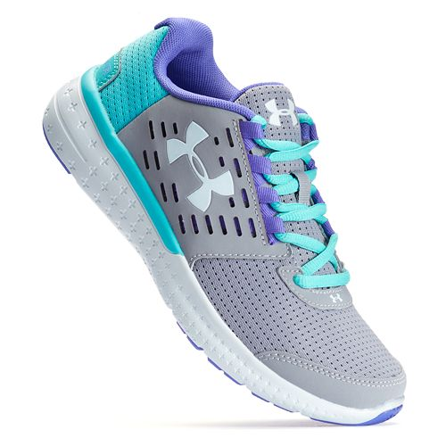 08a1fa6b5d3b Under Armour Micro G Motion Grade School Girls  Running Shoes