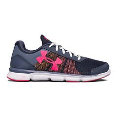 Under Armour Micro G Speed Swift Grade School Girls' Running Shoes