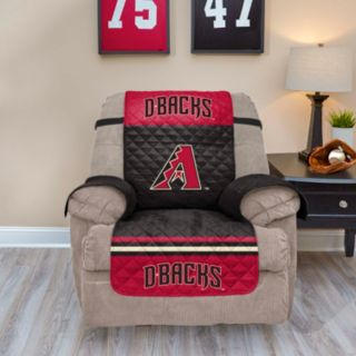 Arizona Diamondbacks Quilted Recliner Chair Cover